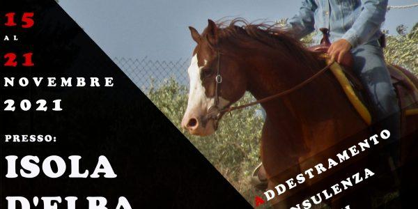 Dal 15 al 21-11-2021 – ISOLA D'ELBA